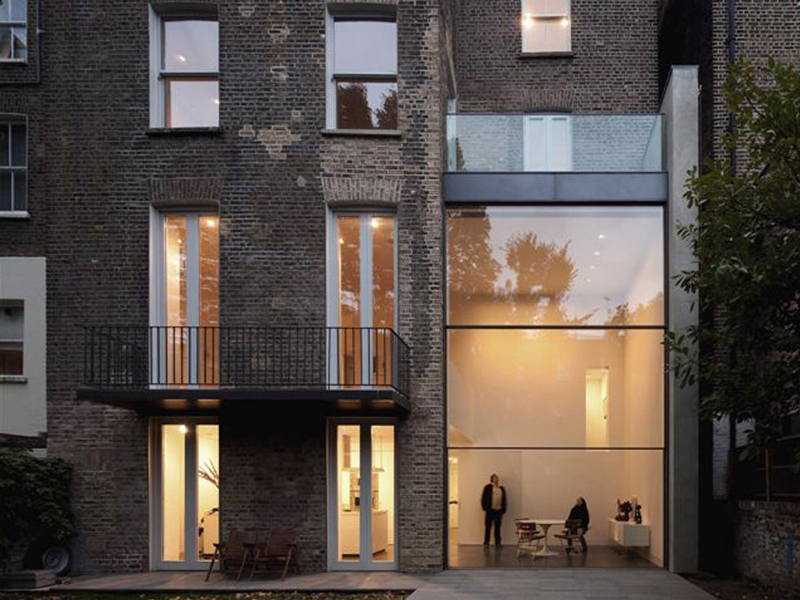 Vitrocsa Bassett Road by Paul+o Architects Project