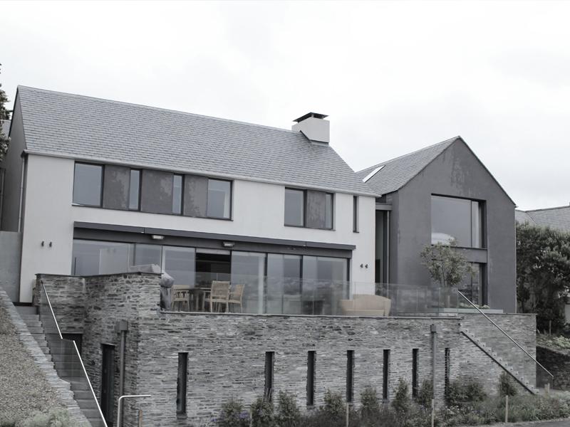 Vitrocsa HOUSE IN NEW POLZEATH | CORNWAL Project