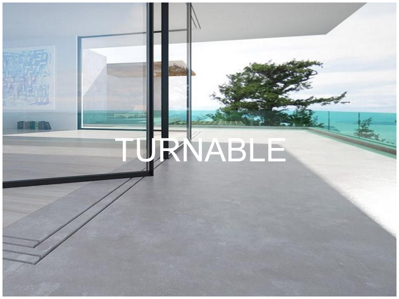 Vitrocsa Turnable Doors